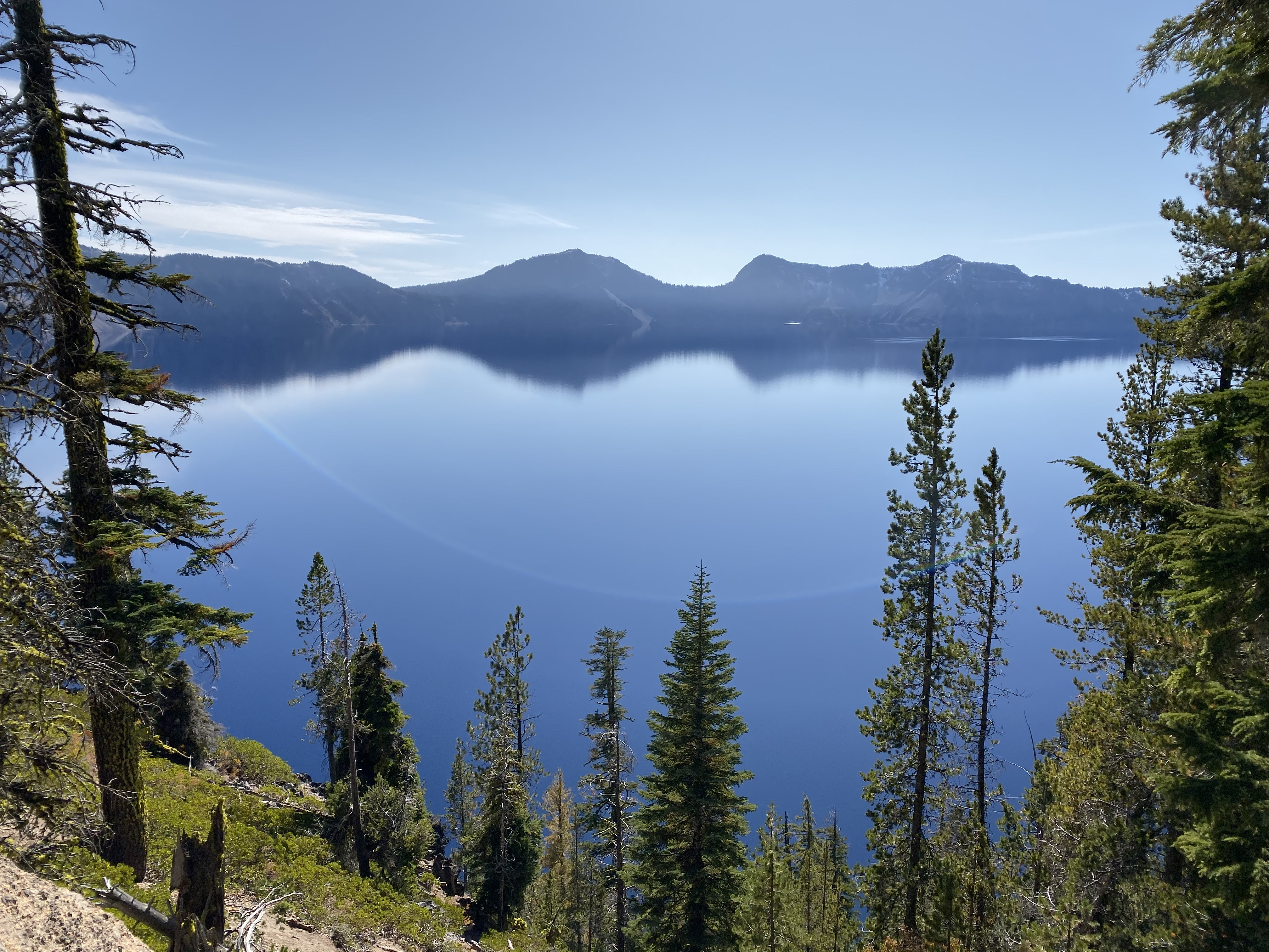 Crater Lake National Park, Oregon — without a doubt one of the most beautiful places I got to see this year! I spent two months in Bend, Oregon at the end of the year — I loved it there for a variety of reasons and it felt great to be in one place for that long and really get to live at a slower pace for awhile.